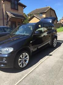 BMW X5 35d Msport. 09 plate 7 seats panoramic roof