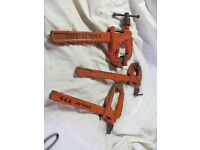 Carver Welding Clamps