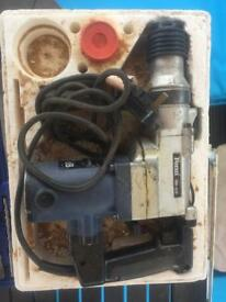 SDS drill and bits