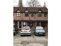 Delightful, 2 bedroomed house in lovely, quiet cul-de-sac, one minute walk from Beech Road, Chorlton