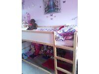 Ikea midi bed
