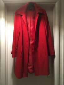 2 x winter coats - in fantastic condition!