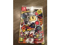 Nintendo Switch Bomberman