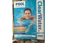 £75 pool & chemicals -brand new =£45