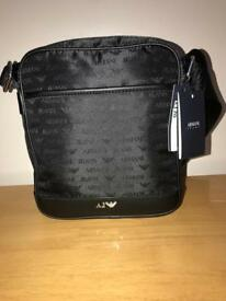 Armani messenger bag