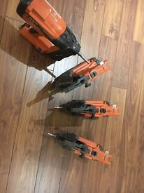3x PULSA 700 and 1x PULSA 800 GUNS FOR SALE , ALL FOR 600£