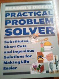 Practical Problem Solver - Readers Digest