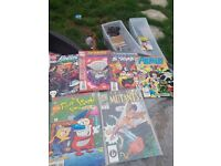 Job lot x 50 marvel comic books
