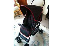 Hauck stroller/ buggy/ pushchair