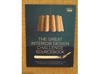 The great interior design challenge sourcebook. Brand new. Never read.
