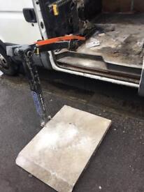 Iveco daily heavy lift