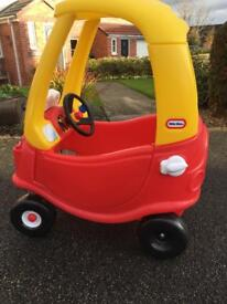 Little tikes Cozy Coupe Red