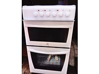 Cooker electric Indesit 50cm