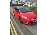 2013 Vauxhall Astra LOW mileage