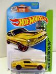 '68 Shelby GT500 Hot Wheels Factory Sealed 2015 Set Mustang