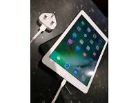 32gb iPad air - excellent condition - mains plug and usb charger data cable - case