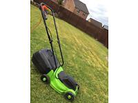 Electric lawnmower £20