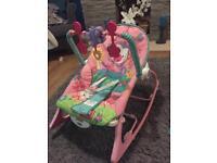 Baby seat fisher price
