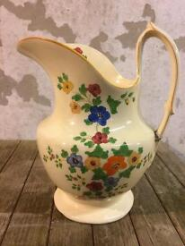 Decorative China Jug