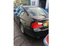Bmw automatic 320i 2007 quick sale