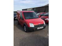 2006 ford connect with side door in vgc lovely driver plylined long mot drives perfect any trial wel