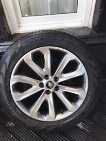 """Range Rover vogue 21"""" wheels"""