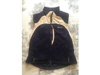 Dublin navy horse riding gilet