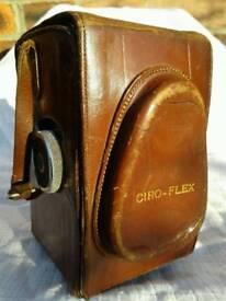 Vintage Ciro -Flex Alpax Camera and Case