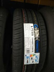 215 45 17 New tyres including fitting just £45.00