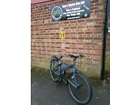 Dahon Jack 2011 folding Bike fully serviced Commuter. Camping,,PRICE REDUCED