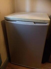 Small fridge with single freezer compartment