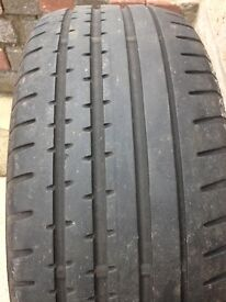 ***CONTINENTAL TYRE 225/45/R17***