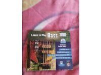learn bass cd