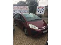 """CITREON C4 PICASSO 5 SX HDI 1.6 """"57 PLATE"""" F/S/H NEW CAMBELT MOT TILL JANUARY 2019!!!"""