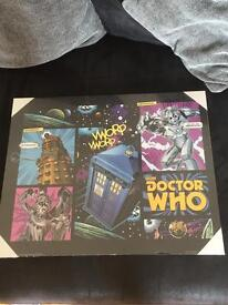Brand new Dr Who wooden pictures