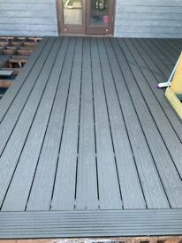 New composite decking