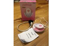 Angel sound baby fetal Doppler heart monitor