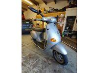 Vespa ET4 50cc good condition 2003 low mileage 7391