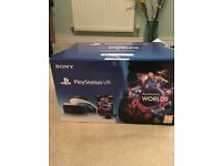Brand New PSVR never been used - unwanted gift