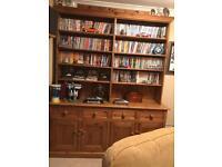 Large dresser/bookcase
