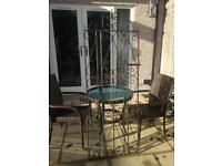 Sturdy Wrought Iron Garden Gate £45