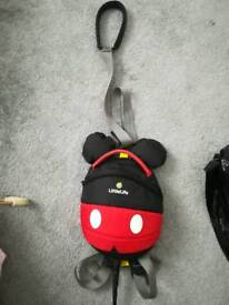 Mickey Mouse Backpack Reigns
