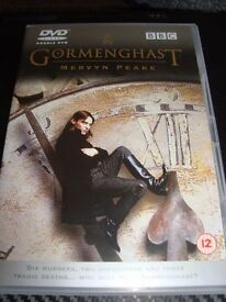 Job lot of 4 Box set Dvds all watched once.