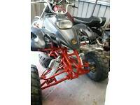 Shinray 250cc Quad project