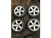 "19"" Genuine Audi Alloy Wheels 19 inch"
