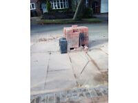 Brindle block paving 6sqm
