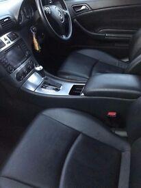 07 c class Mercedes