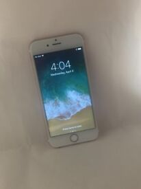 iPhone 6s Rose Gold 64GB (O2) GOOD CONDITION