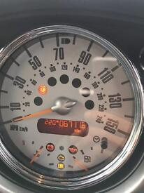 Mini Cooper S 1.6 convertible '05'