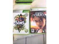 Xbox 360 bundle x 13 games